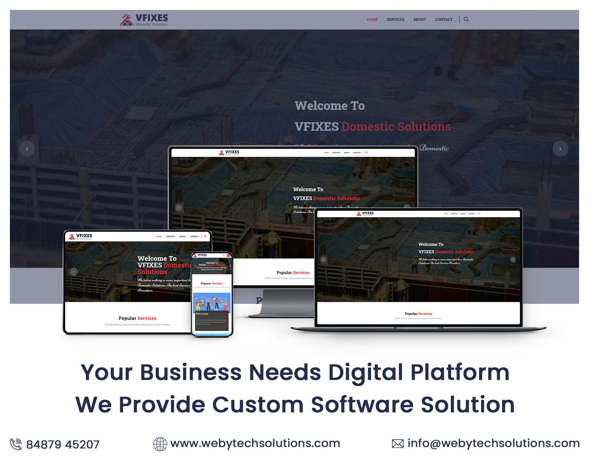 VFIXES Domestic Solutions